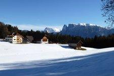Bozen und Umgebung Winter 2011