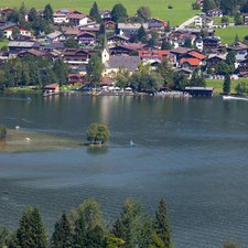 Summer concert by the MK Walchsee
