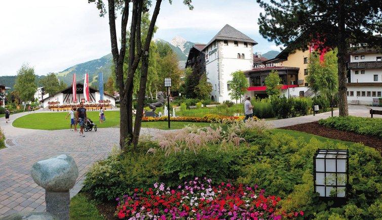 Seefeld in Tirol, © Olympiaregion Seefeld
