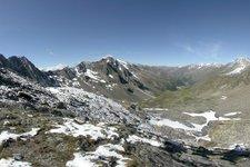 Passo Gelato, Val Senales